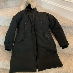 Authentic Canada Goose Womans Kensington Parka XL
